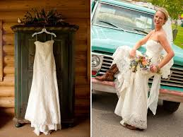 country wedding dress with cowboy boots wedding dresses wedding