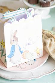 Peter Rabbit Pottery Barn Kara U0027s Party Ideas Spring Easter Party With Peter Rabbit U0026 Friends