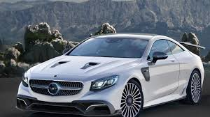 mansory cars for sale mansory creates new styling pack for mercedes benz s63 amg coupe