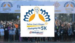 14th annual joe s villages thanksgiving day 5k run walk
