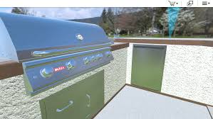 Bull Bbq Outdoor Kitchen Bull Outdoor Kitchen Configurator By Powertrak 3d Cpq
