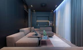 Small Single Bedroom Design Bedroom Small Open Plan Living Room Moody Bachelor Pad