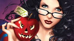 Halloween Entertainment Grimm Fairy Tales Zenescope Entertainment Halloween Wallpaper