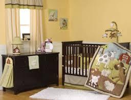 Farm Animal Nursery Decor Barnyard Crib Set Sundaepaper