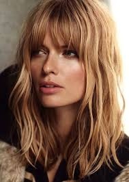 haircuts and bangs bang hair styles medium length haircuts with bangs 2017 creative