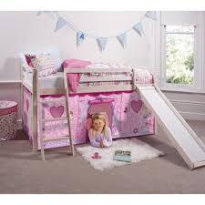 cabin beds for girls princess bed with slide vnproweb decoration
