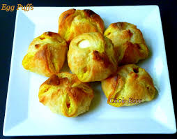 cook ezee kerala style egg puffs with puff pastry
