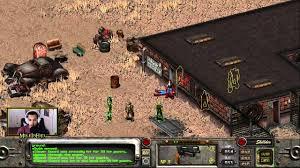 Fallout 2 Map by Fallout 2 65 Go Go Slaver Ranger Youtube