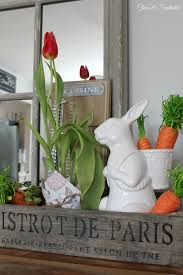 Easter Spring Decorating by Our Easter And Spring Dining Room Clean And Scentsible