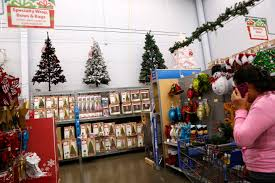 walmart christmas tree retro christmas trees one white one pink