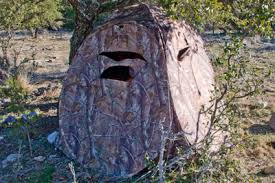 Stand Up Hunting Blinds Hunting From Blinds And Stands U2014 Texas Parks U0026 Wildlife Department