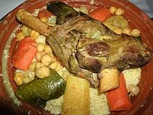 cuisine berbère wikipédia