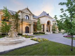 country mansion estate of the day 3 4 million country mansion in dallas