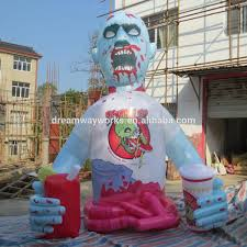 2017 sale halloween inflatable inflatable zombie for halloween