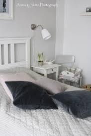 Schlafzimmer In Grau Kuscheln In Grau