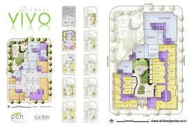 cal poly floor plans vivo tower william jencks company