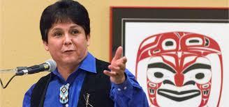 canadian speakers bureau chief clarence louie aboriginal relations nation