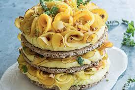 celebration cake recipes recipe collections delicious com au