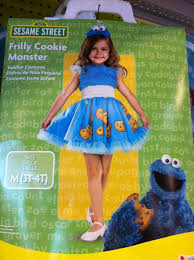 halloween cookie monster costume you are what you eat time machine taste tester