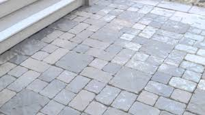 how to seal patio pavers denver landscape contractor installed a paver patio in colorado