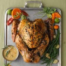 honey roast turkey recipe thanksgiving dinner menu