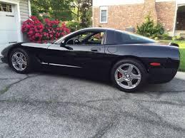 1998 corvette black chevy corvette 1998 black