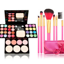 Cheap Makeup Kits For Makeup Artists Aliexpress Com Buy High Techniques Make Up Kit Makeup Kits Gift