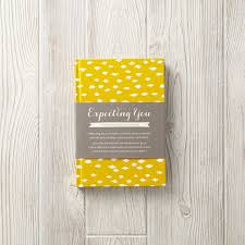 pregnancy journal book expecting you a keepsake pregnancy journal the land of nod