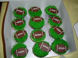 football cupcakes cakes by jess football cupcakes