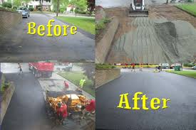 asphalt driveway removed and replaced start to finish youtube