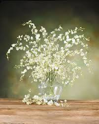 oncidium orchid oncidium orchid silk flower stems for casual decorating at petals