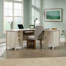 Sauder Traditional L Shaped Desk Sauder Select L Shaped Desk 412320 Sauder