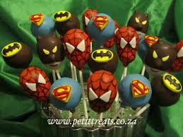 awesome spider man and batman cake pops batman cake pops batman
