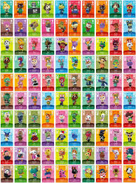 animal crossing happy home designer amiibo cards guide nintendo