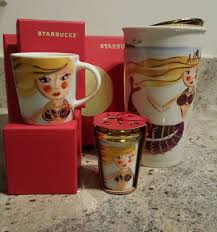 mug ornament 3 starbucks siren mermaid 2015 dot ccollection withtumbler demi
