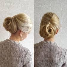 Chignon Maker Women U0027s Romantic Chignon Updo Hairstyle