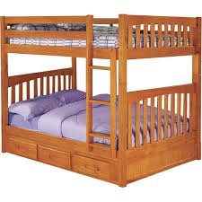 Bunk Bed With Slide Out Bed Cambridge Parkview Slide Out Trundle Bunk Bed