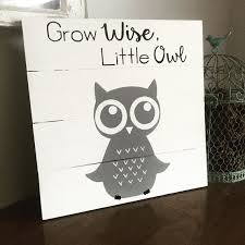 sign decor best 25 owl nursery decor ideas on owl nursery