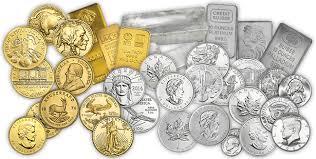 gold ingots silver ingots precious metals investment