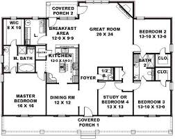 single story 4 bedroom house plans one story house plans without garage