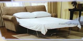 Costco Sofa Sleeper Costco Chenille Fabric Sofa With Sleeper 649 99 Frugal