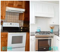 Kitchen Range Hood Designs Remodelaholic Create A Storage Range Hood