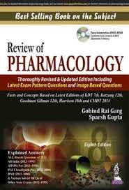 review of pharmacology with cd 8th edition buy review of