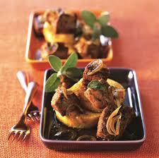 cuisiner du foie de veau recette foie de veau à la vénitienne à la sauge