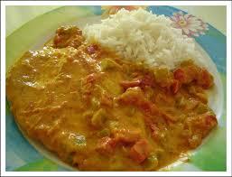 cuisiner escalope de dinde escalope de dinde sauce coco curry à ma façon la cuisine du placard