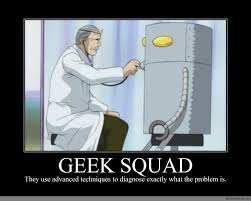 Geek Meme - geek squad anime meme com