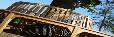 Circular Bench Around Tree Tree Bench U2013 An Extra Seating Around Your Favourite Tree