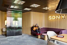 Aecom Interior Design Sony Music Hq By Aecom Madrid Strategy Madrid U2013 Spain Retail