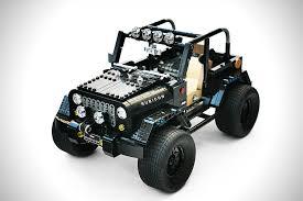 jeep wrangler rubicon lego jeep wrangler rubicon hiconsumption