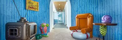 spongebobs room you can rent spongebobs pineapple house fwx home